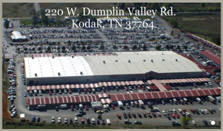220 W. Dumplin Valley Rd. Kodak,TN 37764